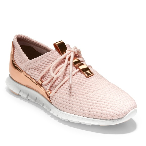 Cole Haan Womens Zerogrand Quilted